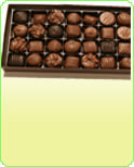 Large chocolates