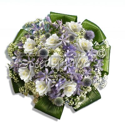 To send your greetings Buy this bouquet of flowers. You can send in Italy or the world in one click