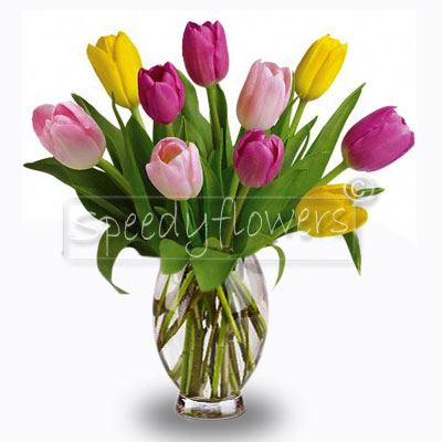 Choose to send home this special bouquet of flowers.