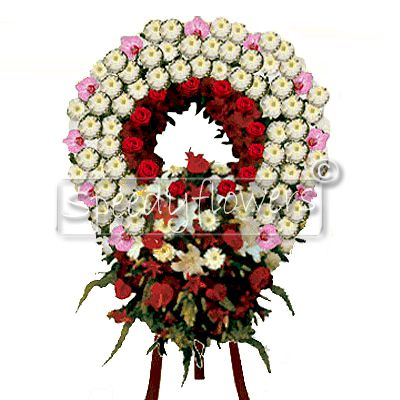 Corona Funebre per Funerale