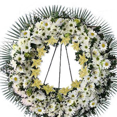 Corona funebre