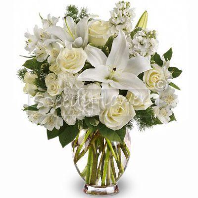 Fiori per lutto e funerale in italia - Immagini di fiori tedeschi ...